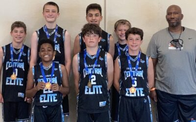 7th Grade Carolina Blue – Champions in Father's Day Shootout