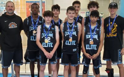 8th Grade Black – Champions in Summer Slam One Day Shootout