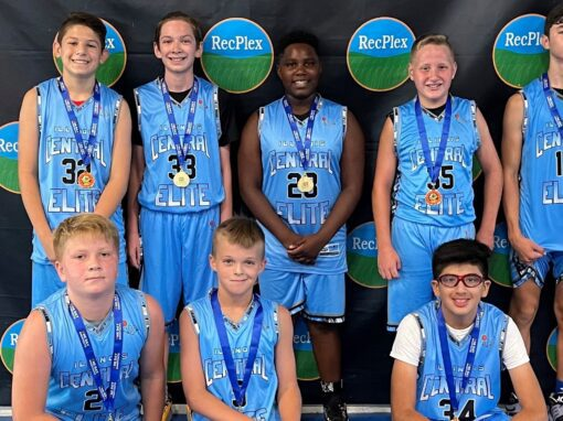 6th Grade Far-North Silver – Champions in Midwest Championships