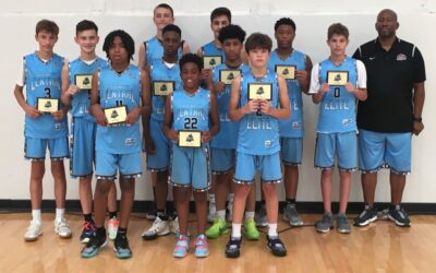 7th Grade – 2nd Place Finish in the National Summer Classic