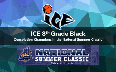 8th Grade Black – Consolation Champions in the National Summer Classic