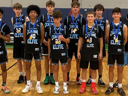 9th Grade Black – Champions in Back 2 School One Day Shootout