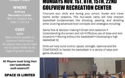 OP All-Around Skills & Competition Camp Winter 2021