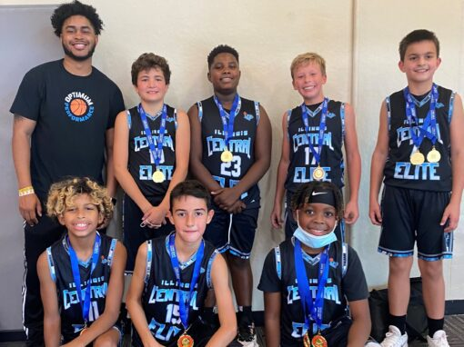 6th Grade Black – Champions in Fall Slam One Day Shootout