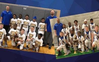 3rd Grade – NSBL League Champions and NSBL Tournament Champions