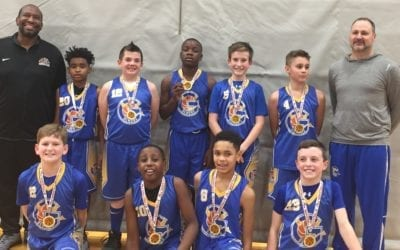 6th Grade Grey – Champions Of Play Hard Hoops Holiday Hoopfest
