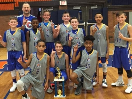 6th Grade Grey – Champions Of New Years E-Town Feeder Tournament