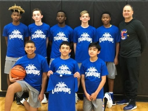 7th Grade Grey – Champions Of Go-Live Feeder Saturday Shootout