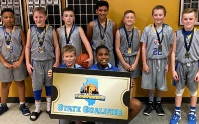 5th Grade – Champions in SOT TSN Christmas Classic