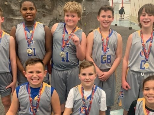 4th Grade – Champions in Go-Live Feeder Shootout