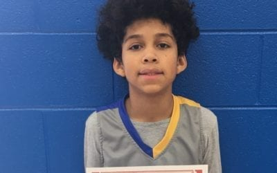 AJ Nixon – 6th Grade Blue – PHH Feeder League Player Of The Week Sunday, January 19th