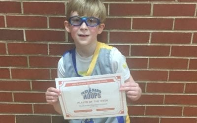 Connor Drumm – 3rd Grade – PHH Feeder League Player Of The Week Saturday, January 11th