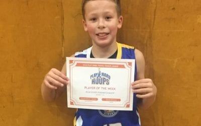 Connor Nissen – 4th Grade – PHH Feeder League Player Of The Week Saturday, January 11th
