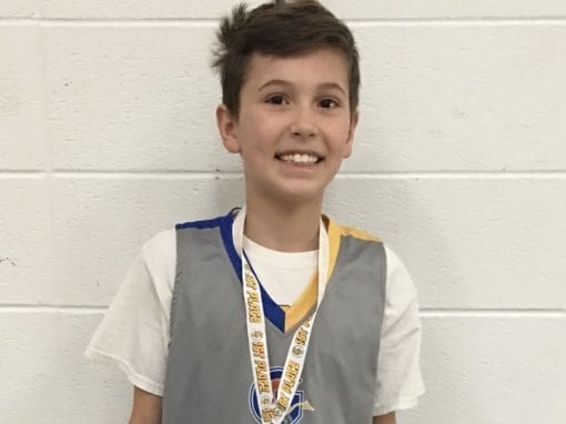 Joel Paasch – 6th Grade White – PHH Feeder League Second Team All-League