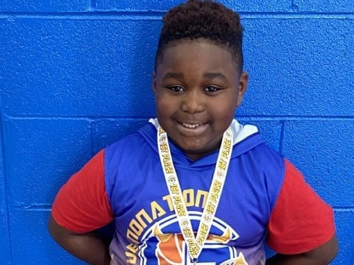Kevyn Nixon – 3rd Grade – PHH Feeder League First Team All-League