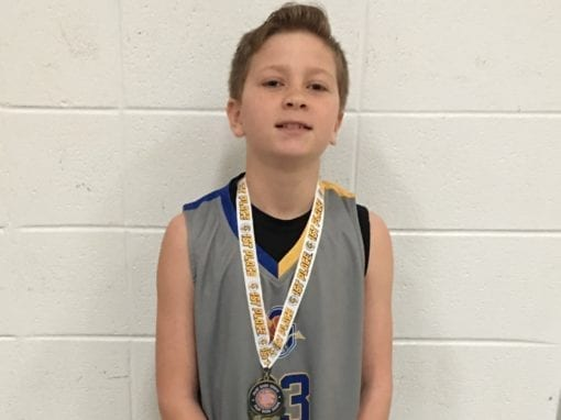 Reed Dangel – 5th Grade – PHH Feeder League First Team All-League
