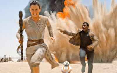 How Does STAR WARS: The Force Awakens unlock the Key to Great Storytelling